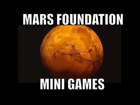 International Mars Science Foundation - Space Education Minigames