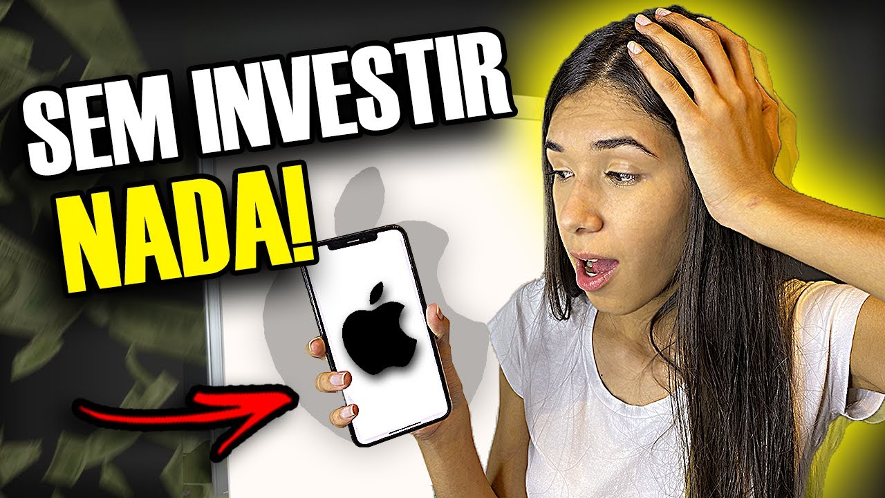 COMO EU VENDO IPHONE SEM INVESTIR R$1 REAL