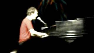 Ben Folds- Brandeis 11/5/09- Secret Life of Morgan Davis