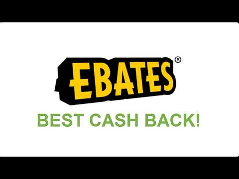 BEST CASH BACK APPS!! (Walmart Amazon Ebay GoDaddy)