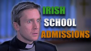 'Irish School Admissions' - (As an Atheist) Foil Arms and Hog thumbnail