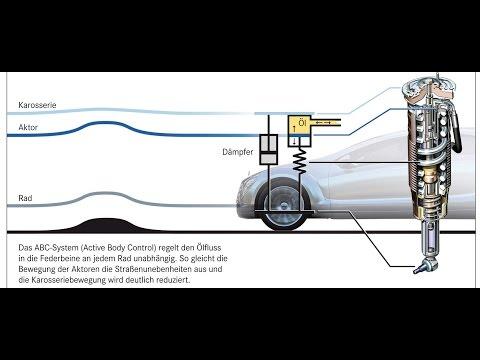 Mercedes W220 Часть 2 - работы с гидроподвеской ABC и не только...