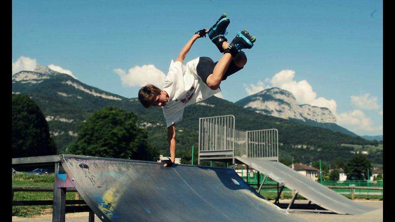 Roller skate xtreme - Agressive Roller Skate Park 2