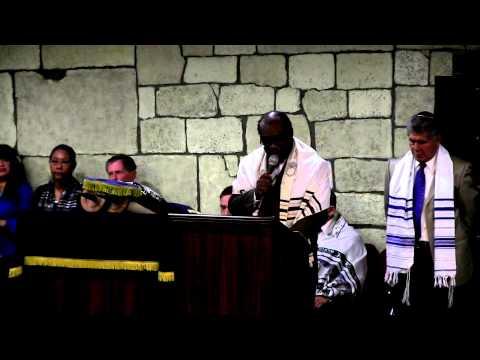 Parshat Sh'meni, Elder Ruthledge Crump @Congregation Gesher Shalom Orlando FL