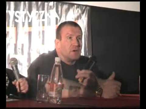 Dorian Yates Seminar in Bromberg