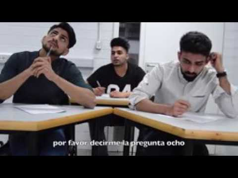 Students in exams funniest video 2017