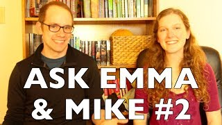 Q&A #2: Advice on Doctors, Break-Ups, and Ice Cream Breakfasts!