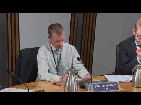 Delegated Powers and Law Reform Committee - 22 May 2018