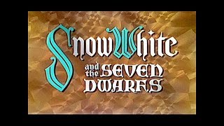 Snow White and the Seven Dwarfs - Disneycember