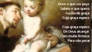Trezena de Santo Antônio - 05 - Bendito