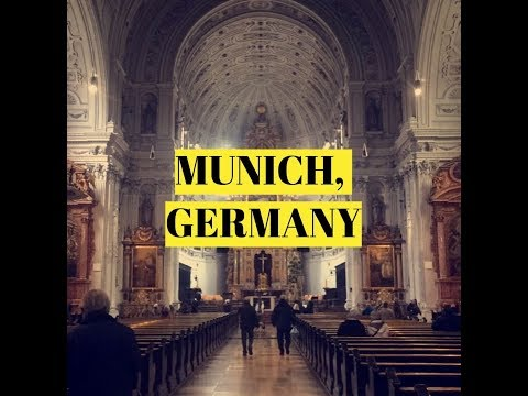 A Short Trip to Munich, Germany