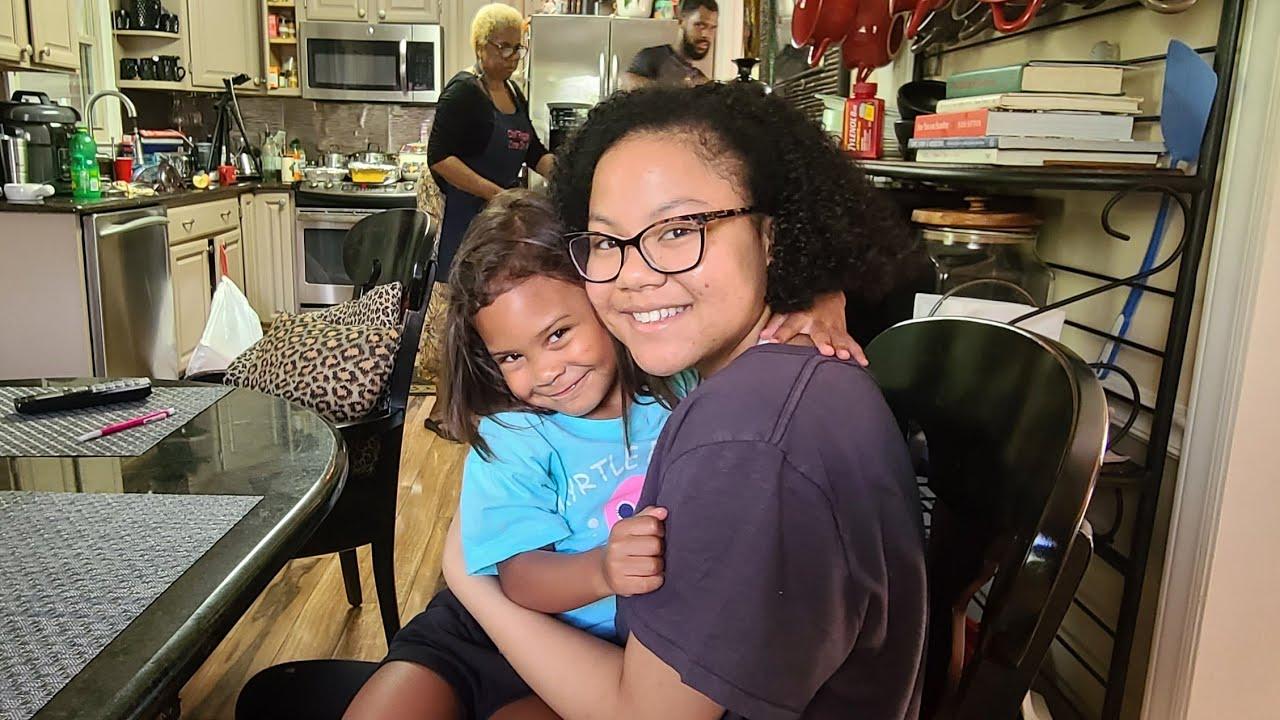 Vlog/Family LOVE Hair Affair!