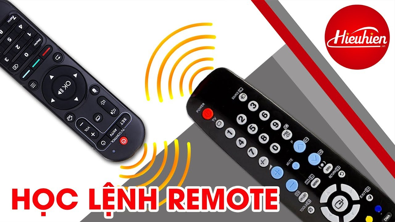 [Hieuhien.vn] Cách học lệnh remote Android Tv Box với remote Tivi