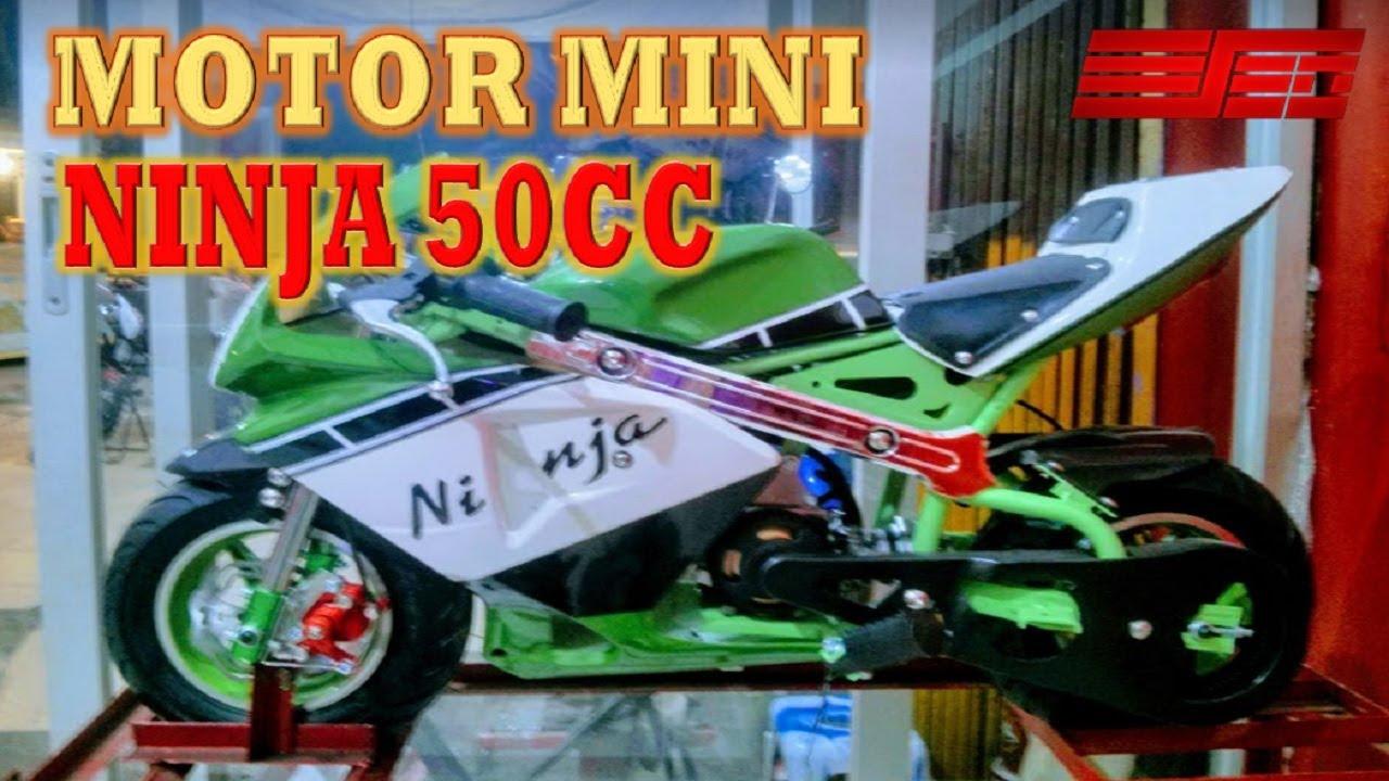 Download Kumpulan 99 Gambar Motor Ninja Kecil Terbaik Dan
