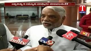 MP KK Released A Letter on RTC Strike  Telugu