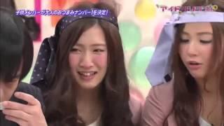 アイドリング!!! 子供メンバーが決める大人のおつまみNo 1決定戦.