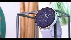 Test: Samsung Galaxy Watch Active 2 - größer, länger, Lünette | deutsch