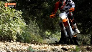 onlinemotor ready to race ktm exc action 2015 intermot 2014