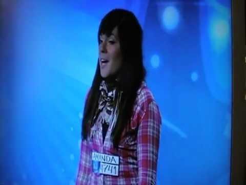 Amanda Kauppinen koelauluissa (Idols 2012)