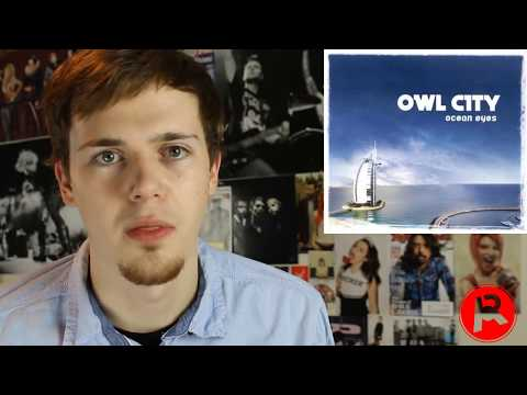 "Owl City - ""Ocean Eyes"" (Album Review)"