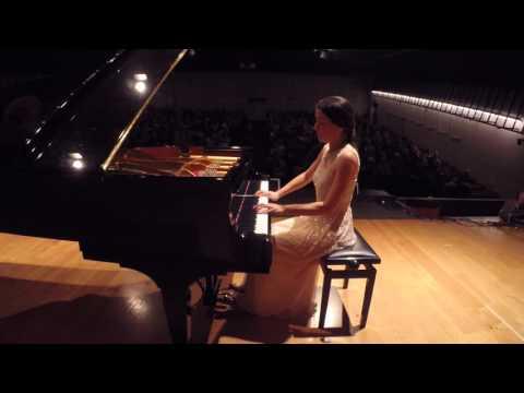 Fryderyk Chopin - Polonaise- Fantaisie in la bemolle maggiore op. 61 [ Saskia Giorgini]