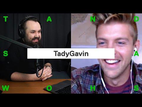 Tady Gavin: česky se učím z AZ Kvízu a od Kovyho (podcast s Američanem)