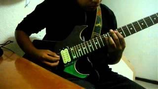 Los Muertos de Cristo - Cualquier Noche Puede Salir el Sol (Guitar Cover)
