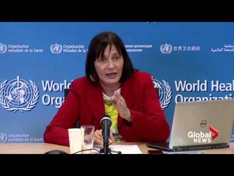 Canadian-made Ebola vaccine trial deemed success
