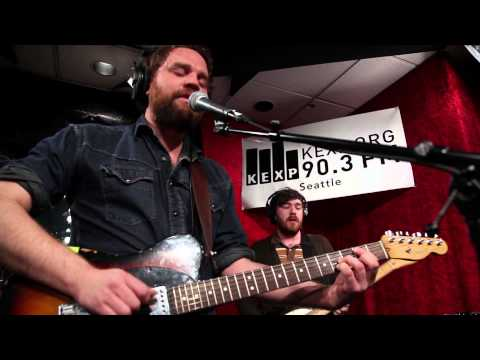 Frightened Rabbit -  Now  on KEXP