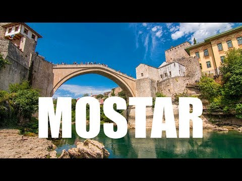 MOSTAR in Bosnia & Herzegovina: Is It Worth Visiting?