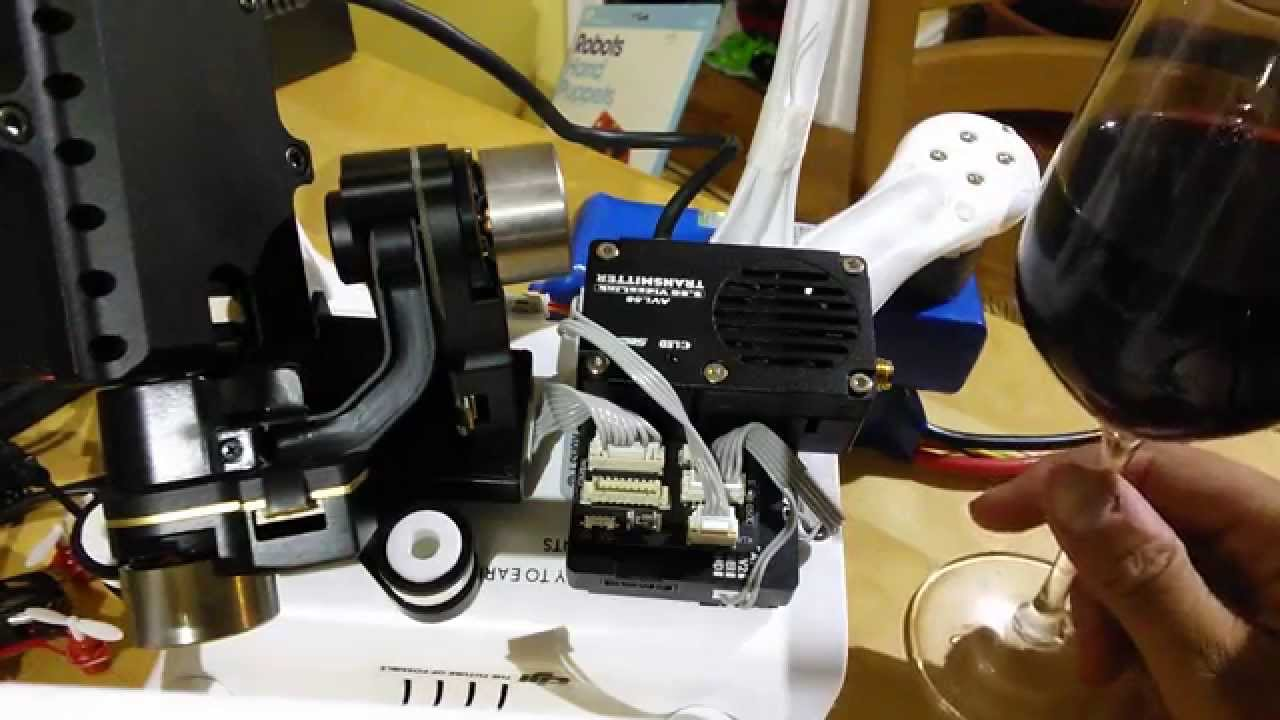 medium resolution of how to wire up the dji fpv hub on a phantom 2 with h3 3d or h3 2d gimbal youtube