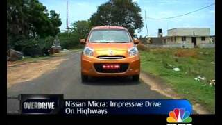 Nissan Micra First Drive on OVERDRIVE