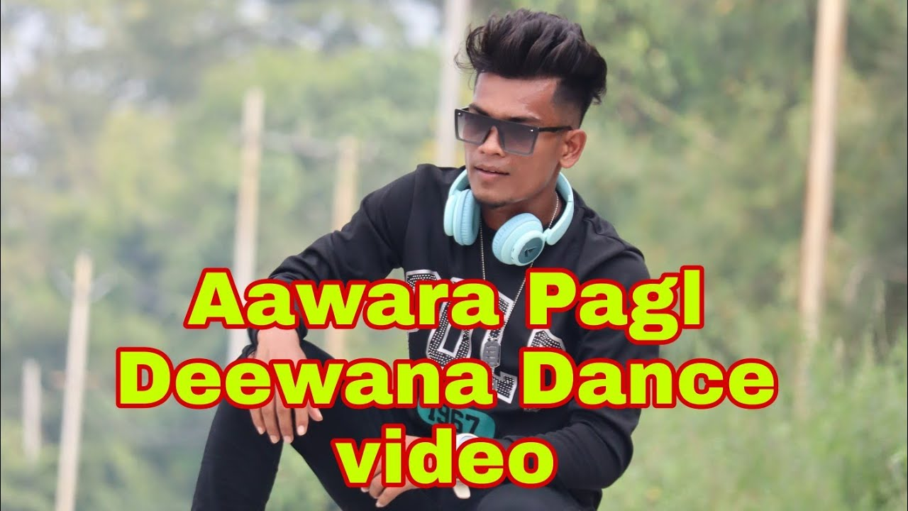 Aawara Pagl Deewana Dance video!! Vicky Badshah