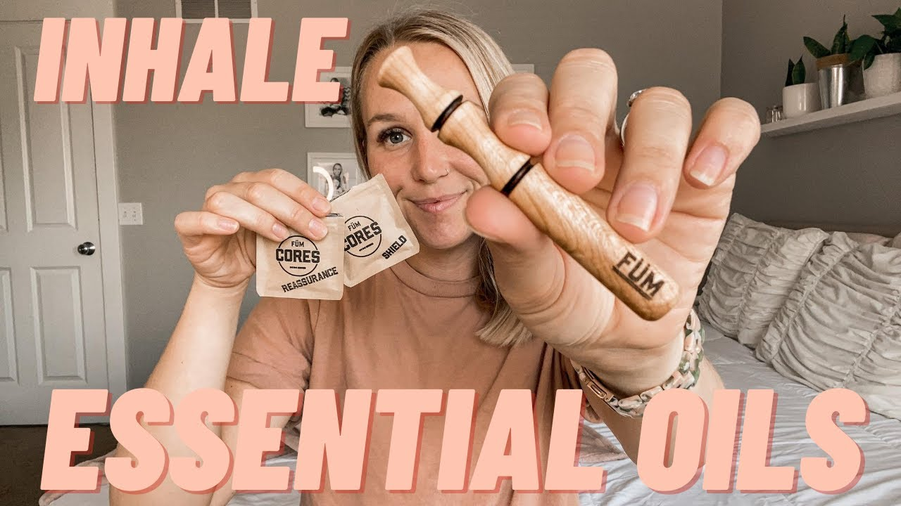 Download Young Living Essential Oils and FUM - THE BEST Way to Inhale Essential Oils