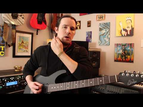 FAQ You #9:My trick for reducing tension while playing guitar and MORE!