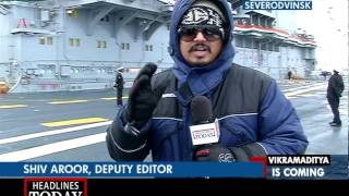 The Story Of INS Vikramaditya [Part 1]