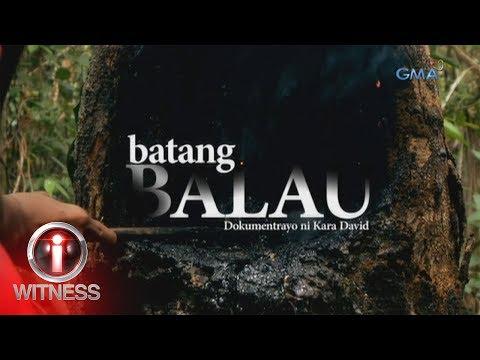 """I-Witness: """"Batang Balau,"""" dokumentaryo ni Kara David (full episode)"""