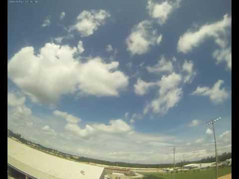 Cloud Camera 2016-07-02: Flagler Palm Coast High