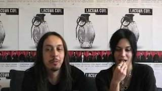 Lacuna Coil Interview USA vs. Italy