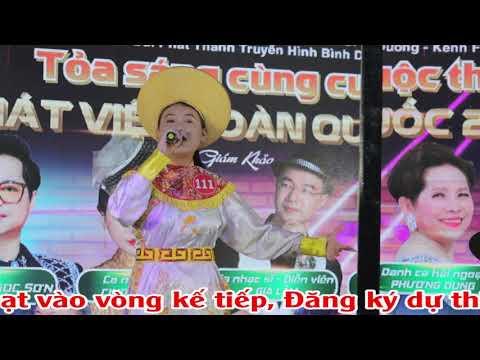 Cuộc Thi Tiếng Hát Truyền Hình Trực Tuyến Sao Việt Vòng 1 | Thí Sinh 111
