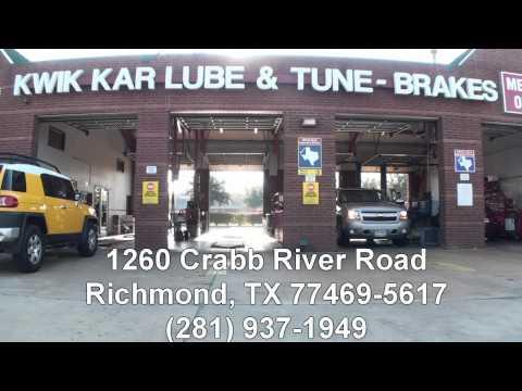 Greatwood Kwik Kar - Tire Rotation