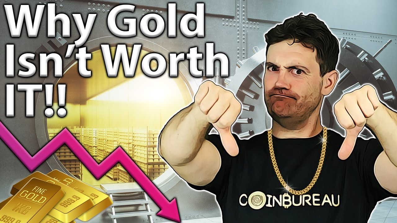 DON'T Buy Gold!! Here's Why! ❌