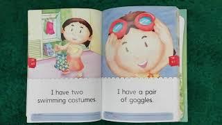 Haniya Reads | My Hobby | Read Aloud | Kids Stories | Bedtime stories