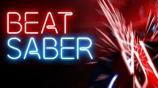 Zagrajmy w Beat Saber - NAJLEPSZA GRA na PS VR?!