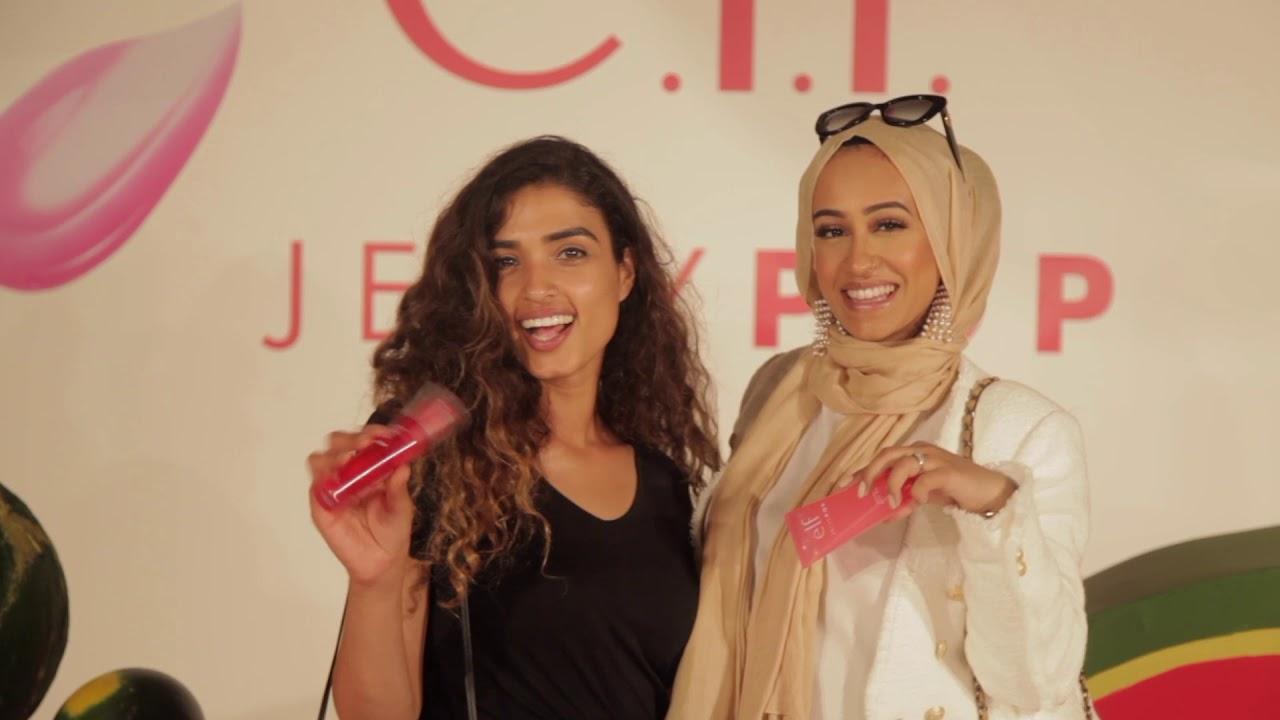 e.l.f. Cosmetics Jelly POP Event