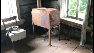 Чердачный поиск. Заброшенный дом,ценный антиквариат.