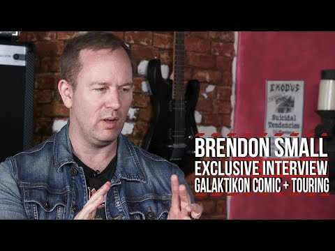 Brendon Small on the Challenge of Writing a Comic Book + If Galaktikon Will Tour