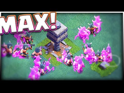 MAX Barbarian Raids • GEM to MAX Clash of Clans!