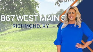 1885 Amberley Historic Home / 867 West Main Street, Richmond, KY 40475