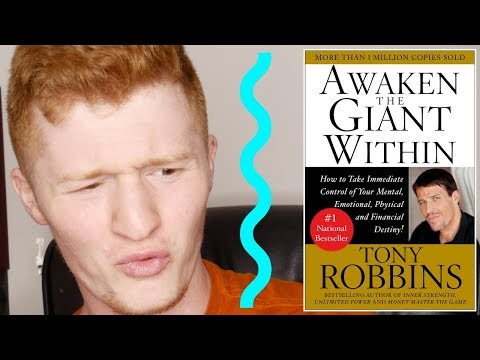 """""""awaken-the-giant-within""""-by-tony-robbins- -book-review"""
